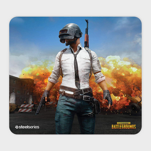 SteelSeries Qck+ PUBG Erangel Edition-SteelSeries-computerspace