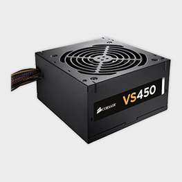 CORSAIR - SMPS VS SERIES (CP-9020096-UK) VS450 Power Supply-Corsair-computerspace
