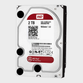 WD 2TB Red NAS Hard Disk Drives (WD20EFRX)-WESTERN DIGITAL-computerspace