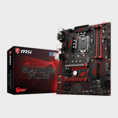 MSI Z370 Gaming Plus Motherboard-MSI-computerspace