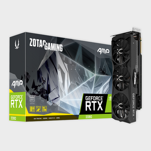 ZOTAC GeForce RTX 2080 8GB AMP! GDDR6-ZOTAC-computerspace