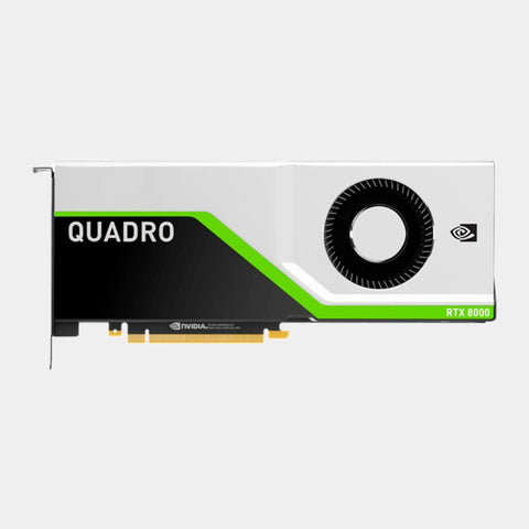 NVIDIA QUADRO RTX 8000 48GB DDR6 Graphics Card-nvidia-computerspace