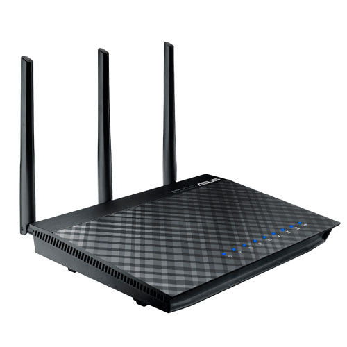 Asus RT-AC66U Ant Ac1750 Dual Band Gigabit Router-computerspace