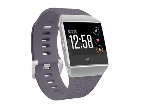 Fitbit Ionic Smartwatch (Blue and Grey/White)-computerspace