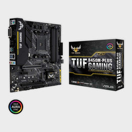 ASUS TUF B450M-PRO GAMING Motherboard-ASUS-computerspace
