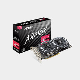 MSI Radeon RX 580 GDDR5 8GB Gaming Graphics Card