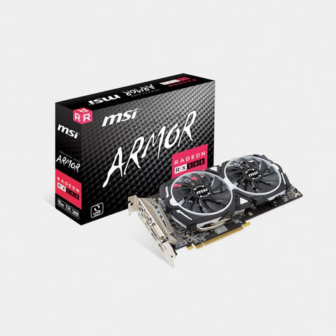 MSI Radeon RX 580 GDDR5 8GB Gaming Graphics Card-computerspace