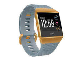 Fitbit Ionic Smartwatch (Slate Blue/Burnt Orange)-computerspace