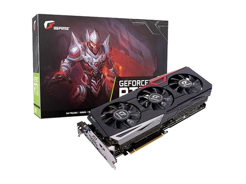 Colorful iGame GeForce RTX 2070 Ultra Graphics Card-computerspace