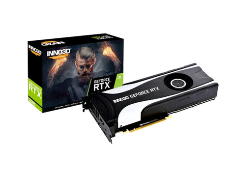 INNO3D Geforce RTX 2080 Jet 8GB GDDR6 Graphics Card