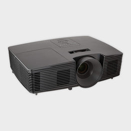 Dell 1850 3D Ready DLP Projector-DELL-computerspace