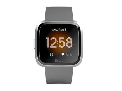 Fitbit Versa Lite Edition Smart Watch (Charcoal)-computerspace