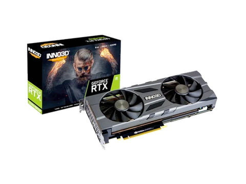 INNO3D GEFORCE RTX 2080 SUPER TWIN X2 OC Graphics Card