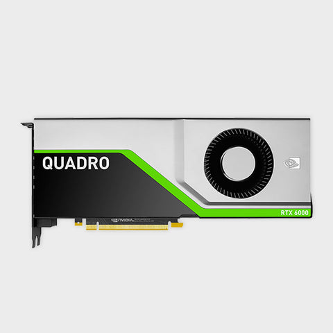 PNY NVIDIA Quadro RTX 6000 GDDR6 Graphics Card-PNY-computerspace