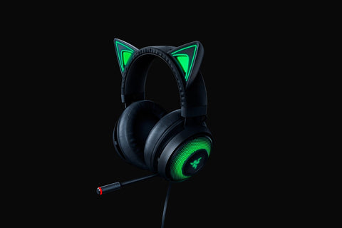 Razer Kraken Kitty - Black-computerspace
