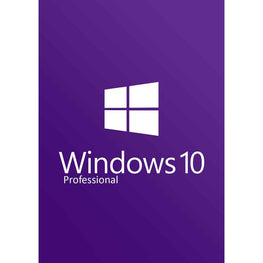 Microsoft Windows 10 Professional English INTL: 32 and 64 Bits on DVD OEM-Microsoft-computerspace