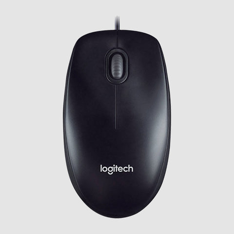 Logitech M100r Corded Mouse-Logitech-computerspace