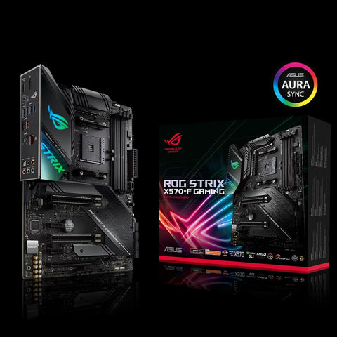 Asus ROG Strix X570-F Gaming Motherboard-ASUS-computerspace