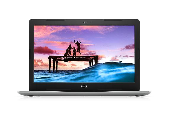 DELL Inspiron 3593 15.6-inch Laptop (10th Gen Ci5 /8GB/256GB SSD/1TB HDD/Windows 10/Microsoft office/2GB Nvidia Graphics), Platinum Silver-computerspace