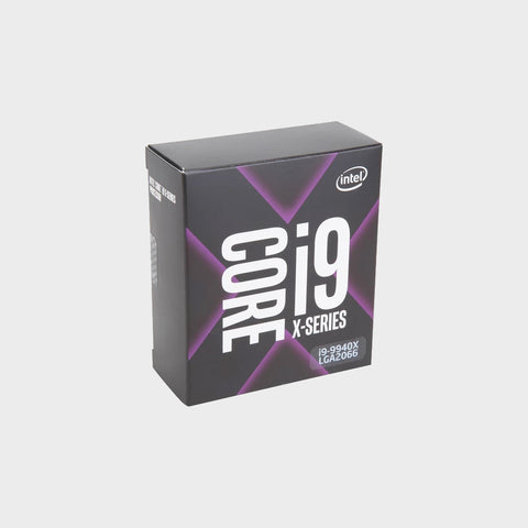 Intel Core i9-9940X X-Series Processor-computerspace