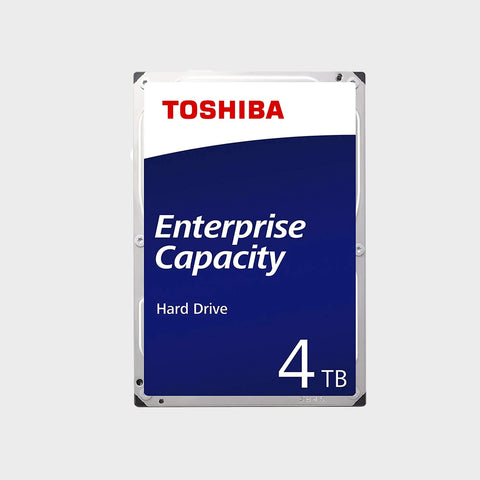Toshiba 4TB 3.5inch SAS Enterprise HDD (MG04SCA40EE)-computerspace