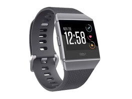 Fitbit Ionic Smartwatch (Smoke Gray)-computerspace