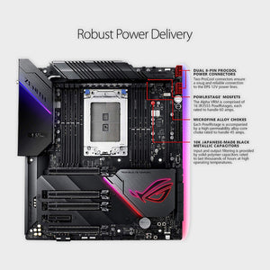 ASUS ROG-ZENITH-EXTREME-ALPHA (WI-FI) MOTHERBOARD-ASUS-computerspace