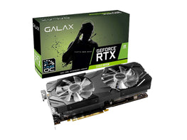 Galax RTX 2060 Super Ex 1 click OC with RGB Black Graphics Card