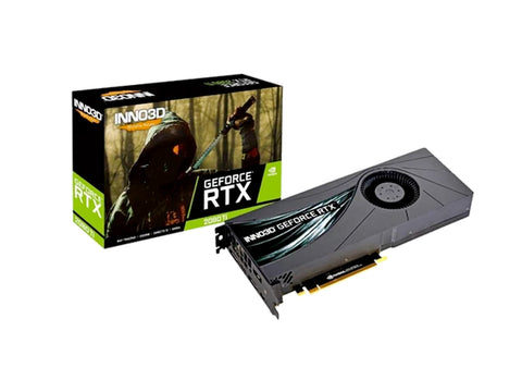 INNO3D Geforce RTX 2080 Ti Jet 11GB GDDR6 Graphics Card