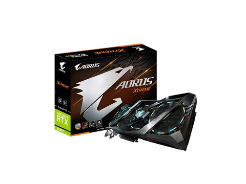 AORUS GeForce RTX 2080 Ti XTREME 11G Graphics Card-computerspace