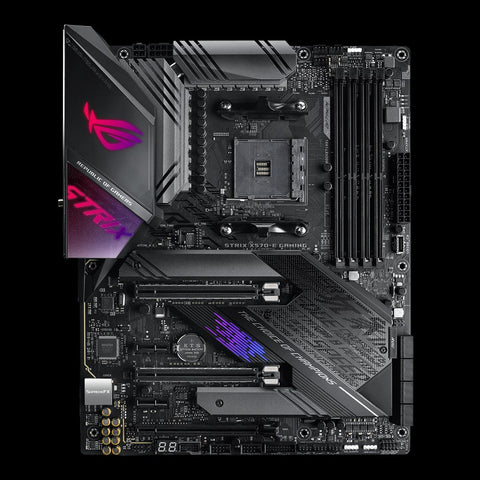 Asus ROG STRIX X570 E GAMING Motherboard-ASUS-computerspace