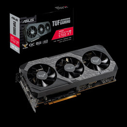 ASUS TUF Gaming X3 Radeon™ RX 5700 XT OC edition 8GB GDDR6 Graphics Card-ASUS-computerspace