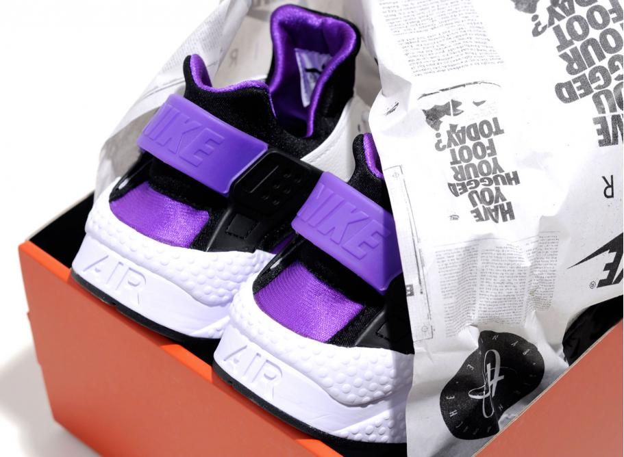 reputable site 859db ca6c8 Nike Air Huarache Run  91 QS
