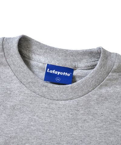 Lafayette LFYT Box Logo Tee Heather Grey