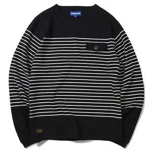 Lafayette Border Pocket L/S Basque Shirt