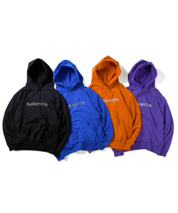 Lafayette Rhinestone Logo US Cotton Hooded Sweatshirt