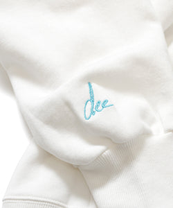 Lafayette x dee - DEEKNOWS? FULL ZIP HOODED SWEATSHIRT