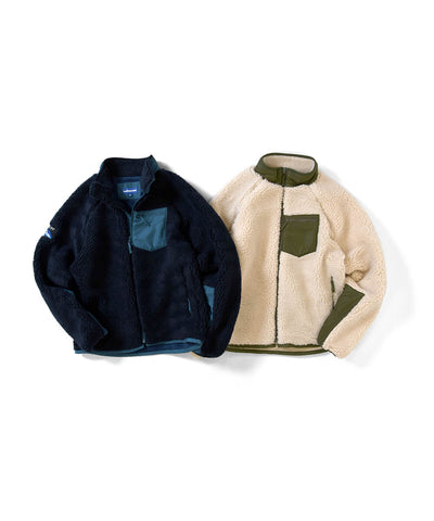 Lafayette HIGHEST BOA FLEECE JACKET