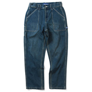 Lafayette Workers Denim Painter Pants Indigo Blue