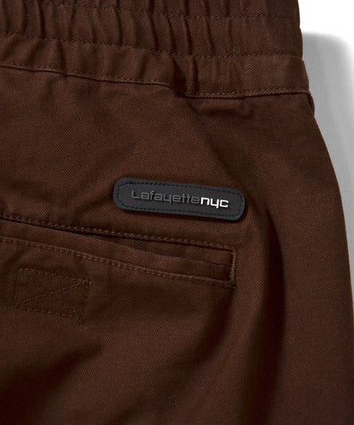 Lafayette Stretch Jogger Pants Brown