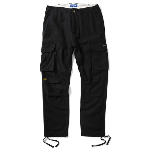 Lafayette Military Cargo Pants Black