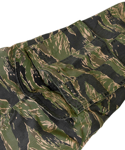 Lafayette Military Cargo Pants Tiger Camo