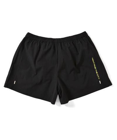 LFYT CITY RUNNING SHORTS BLACK