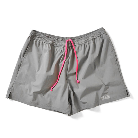 LFYT CITY RUNNING SHORTS GREY