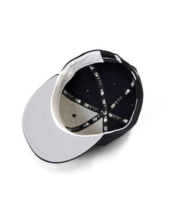 Lafayette x NEW ERA - LF LOGO Cross Flag 59fifty Fitted Cap
