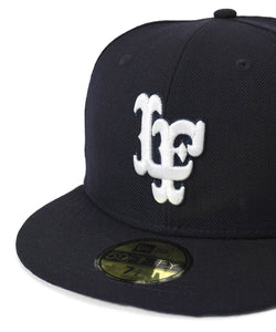LFYT Lafayette x New Era - WWE 2020 LF Logo 59Fifty Fitted Cap