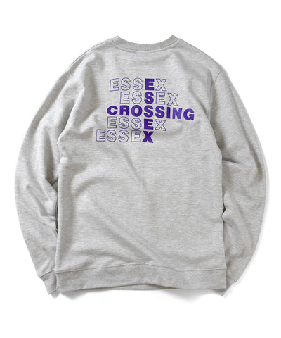 Privilege ESSEX CROSSING CREWNECK