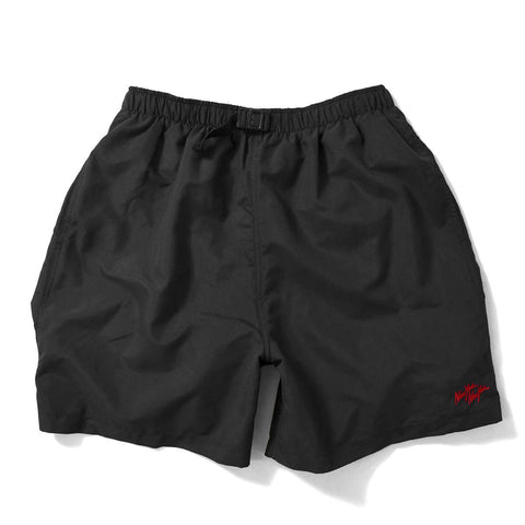 Privilege x NYNY Nylon Shorts Black
