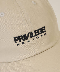 PRIVILEGE New York Dad Hat