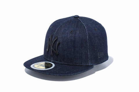 NEW ERA New York Yankees Denim 59Fifty Fitted  Cap